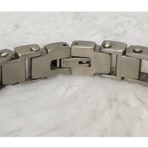 Accessories - Men's Stainless Steel Bracelet